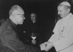 Don Ennio e Paolo VI